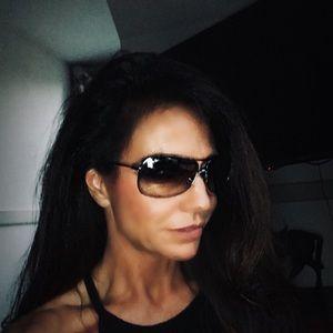 Ray-ban gradient sunglasses Black gray chrome Auth